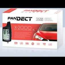 Установить PANDECT X-2000