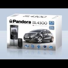 Установить PANDORA DXL 4300