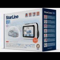 Автосигнализация StarLine E61