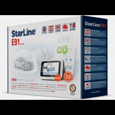 Автосигнализация StarLine E91