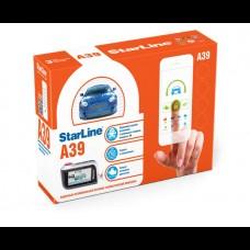 Автосигнализация StarLine A39